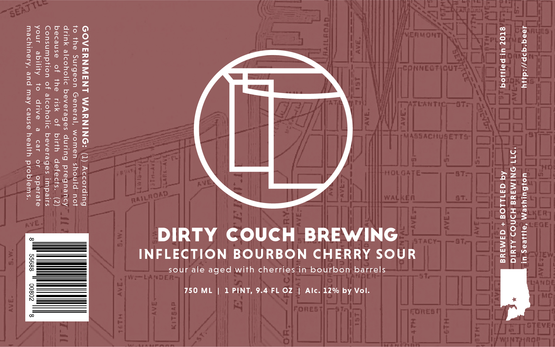 image courtesy Dirty Couch Brewing Company
