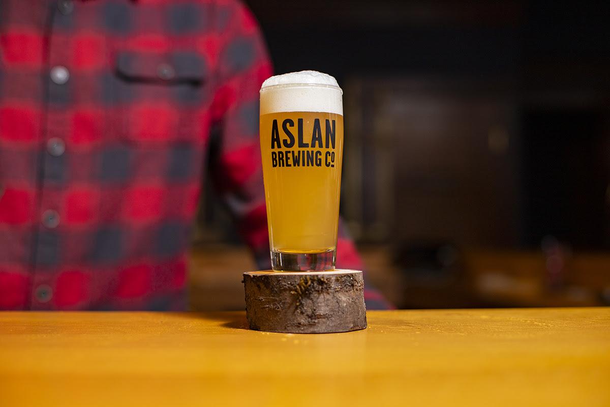 image courtesy Aslan Brewing Company