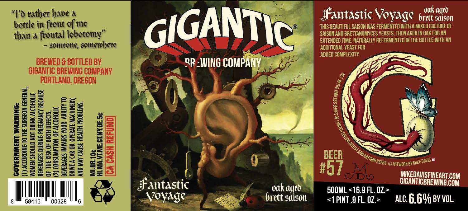 image courtesy Gigantic Brewing Company