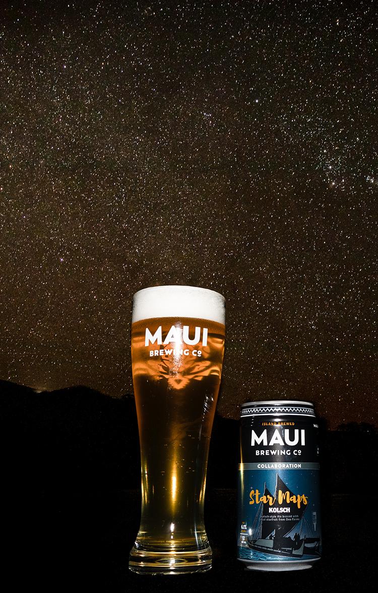 image courtesy Maui Brewing Company