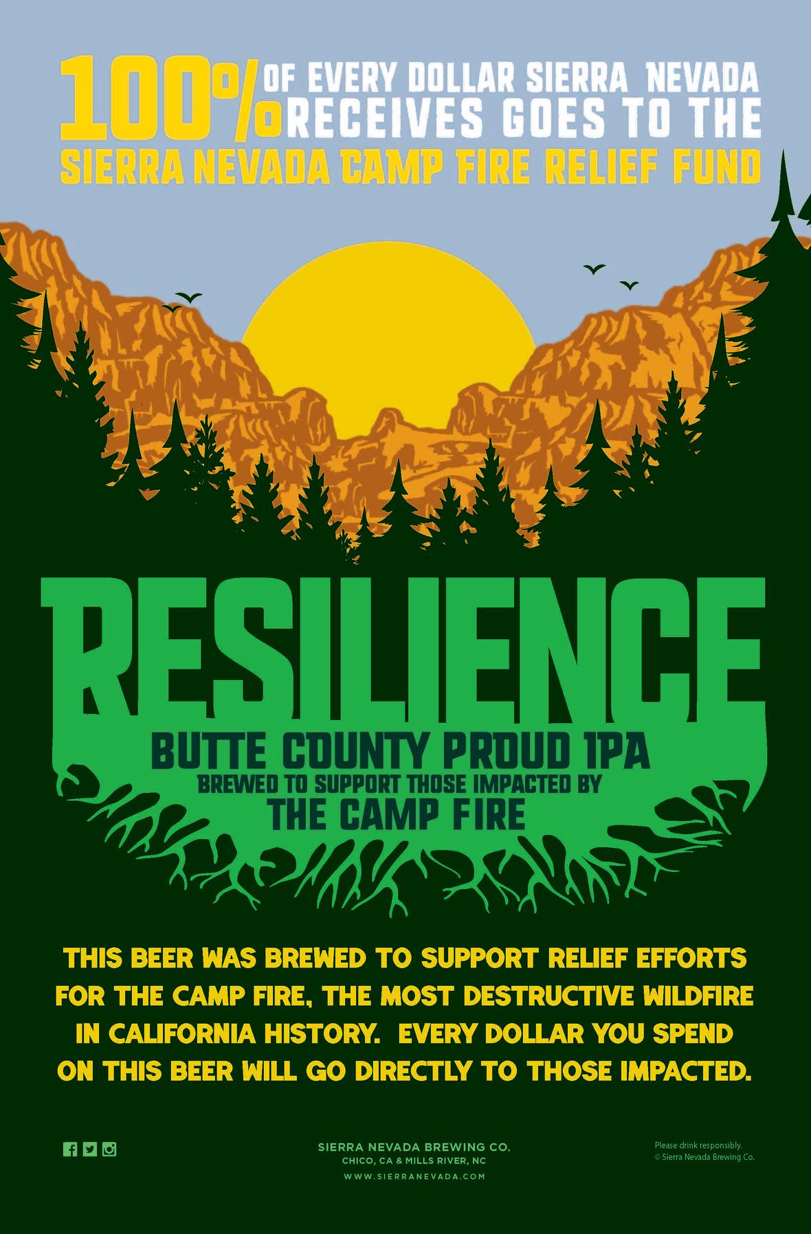 image courtesy Sierra Nevada Brewing Company and Ashland Brewing Company