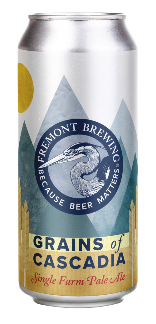 Fremont Grains of Cascadia Pale Ale  / © Fremont Brewing Company