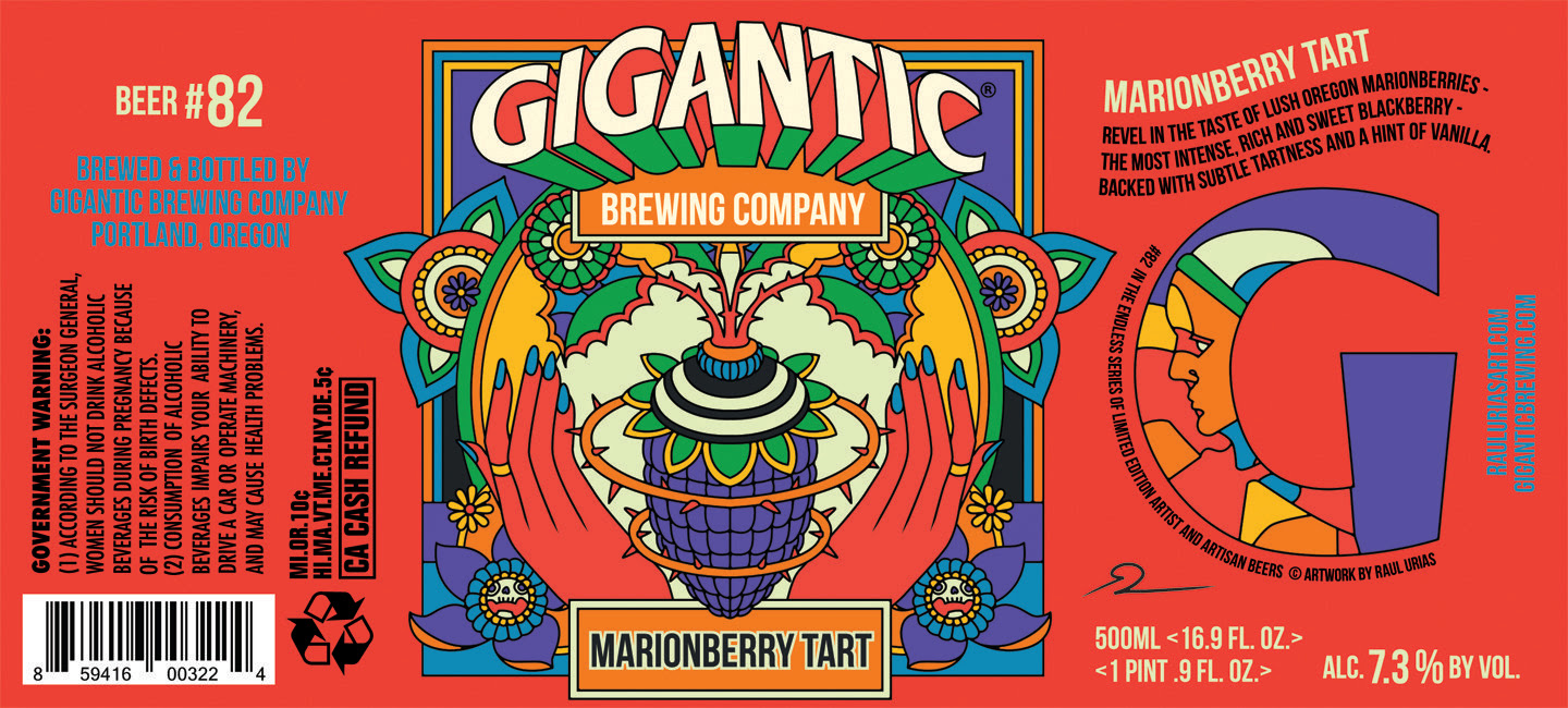 Copyright © 2019 Gigantic Brewing Co, All rights reserved.
