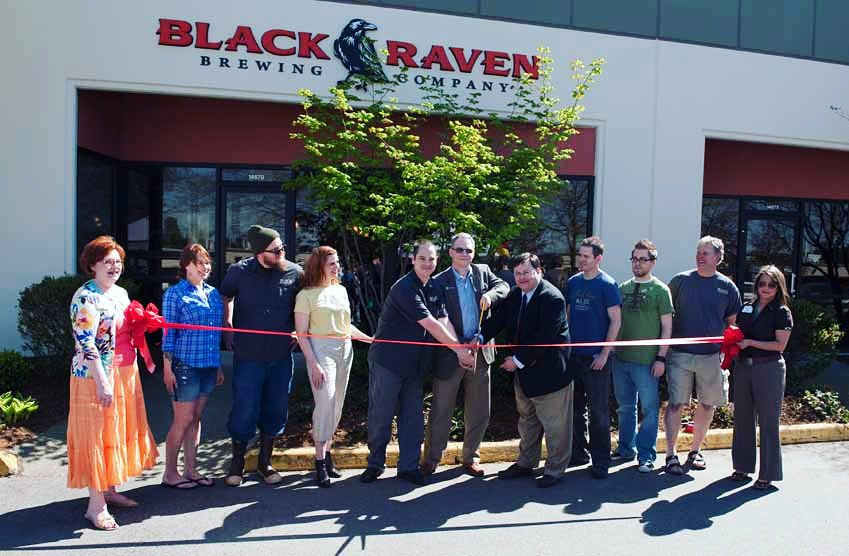 image sourced from Black Raven Brewing Company/Photo credit: Lee Killough
