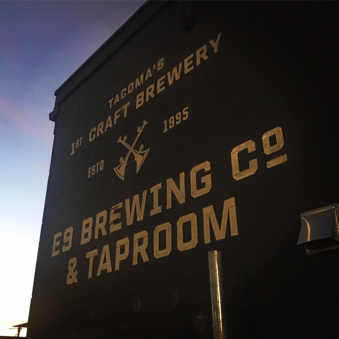 image sourced fro  E9 Brewing Company
