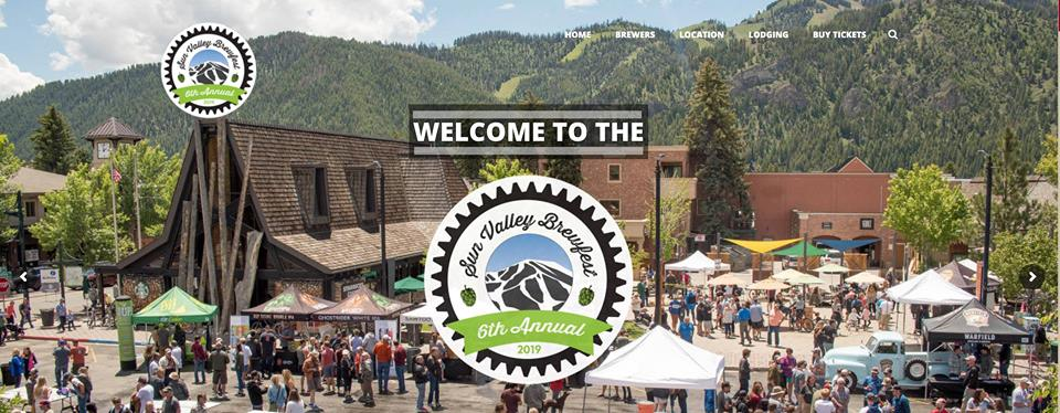 image sourced from Sun Valley Brewfest's Facebook page