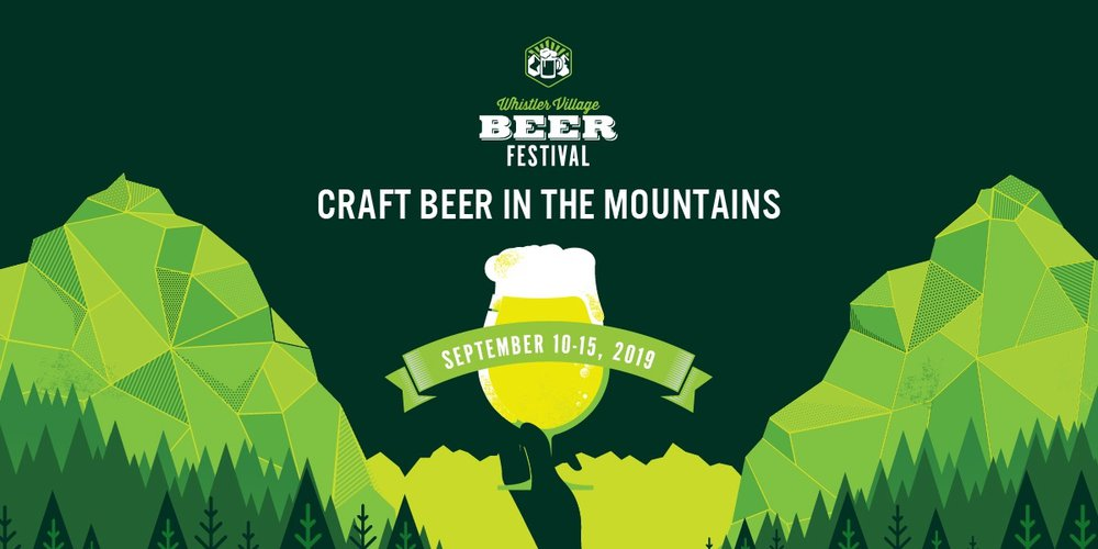 image sourced from Whistler Village Beer Festival