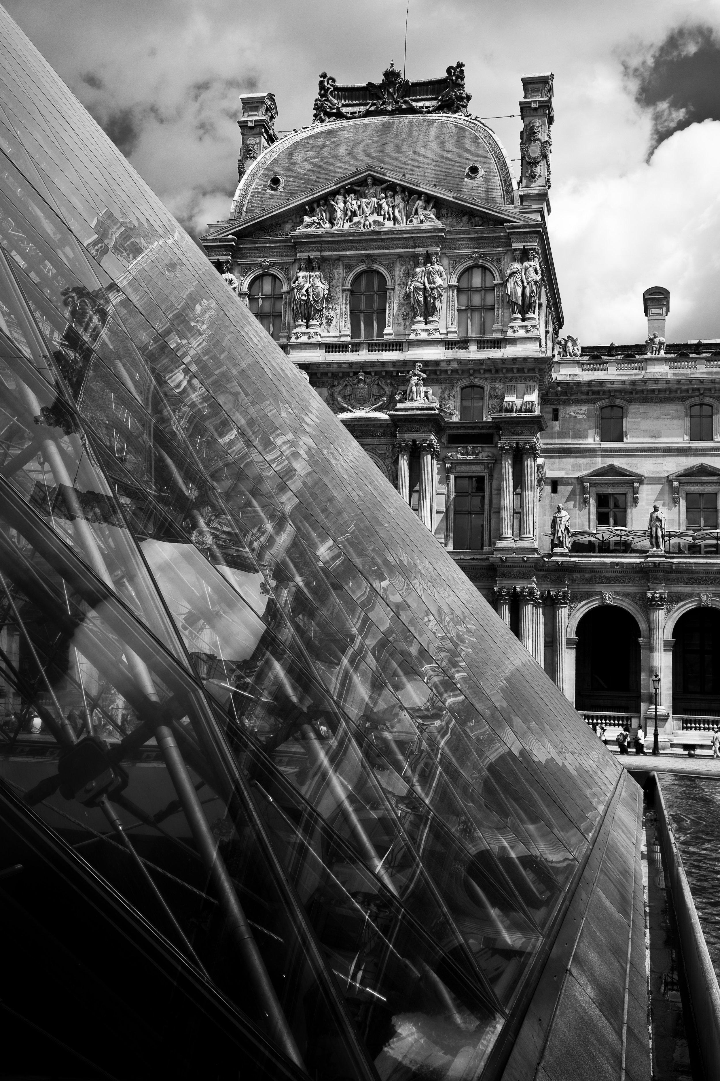 Louvre , Paris