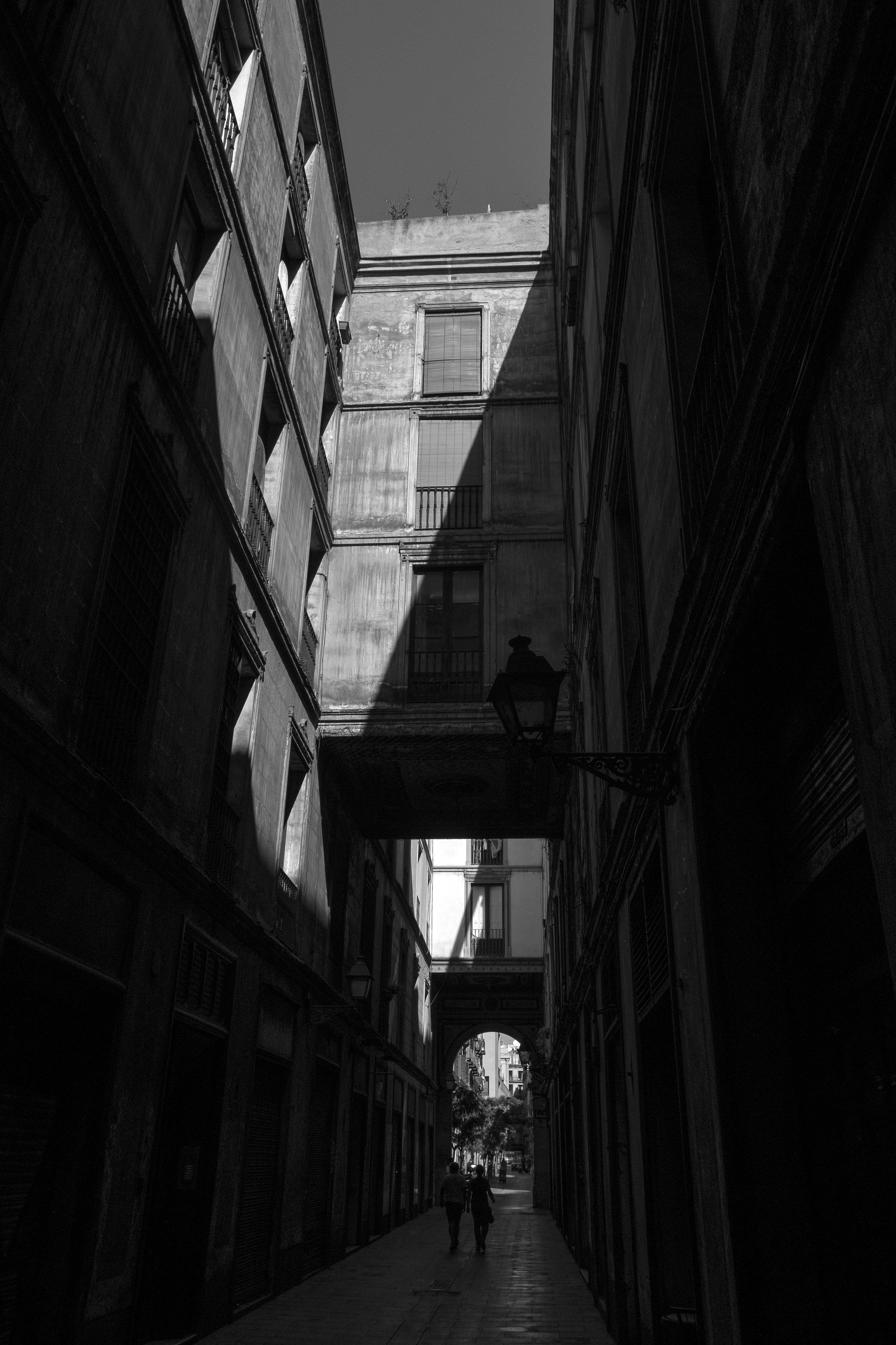 Barcelona Streets I