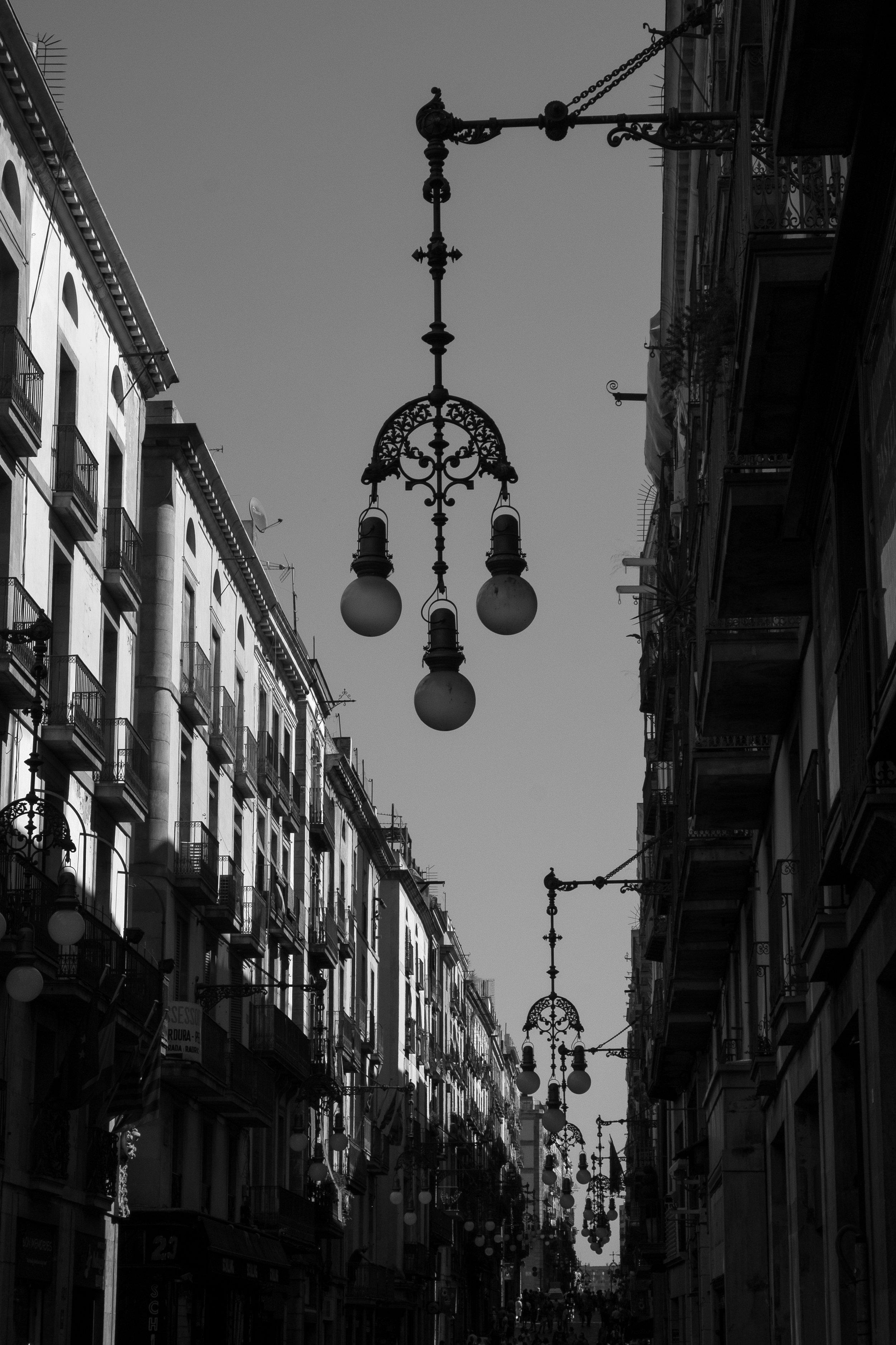 Barcelona Streets II
