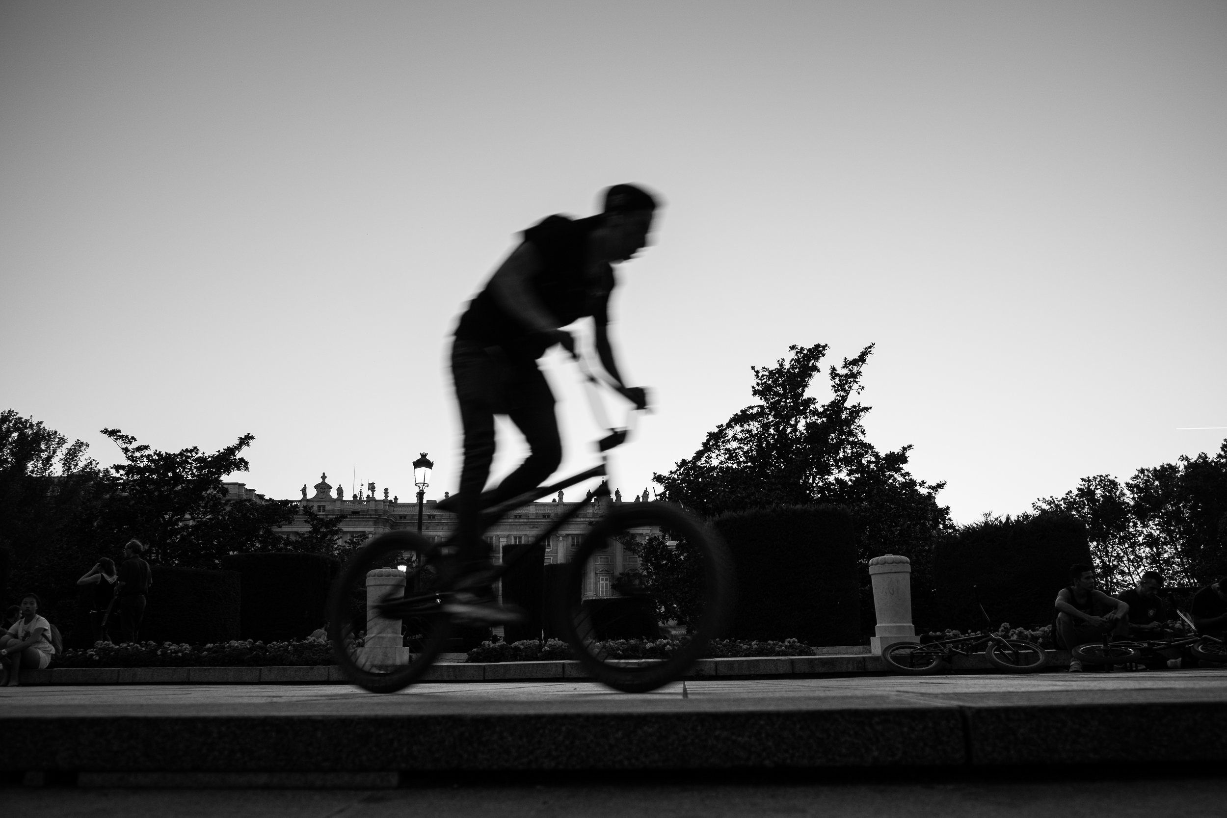 Madrid Bike