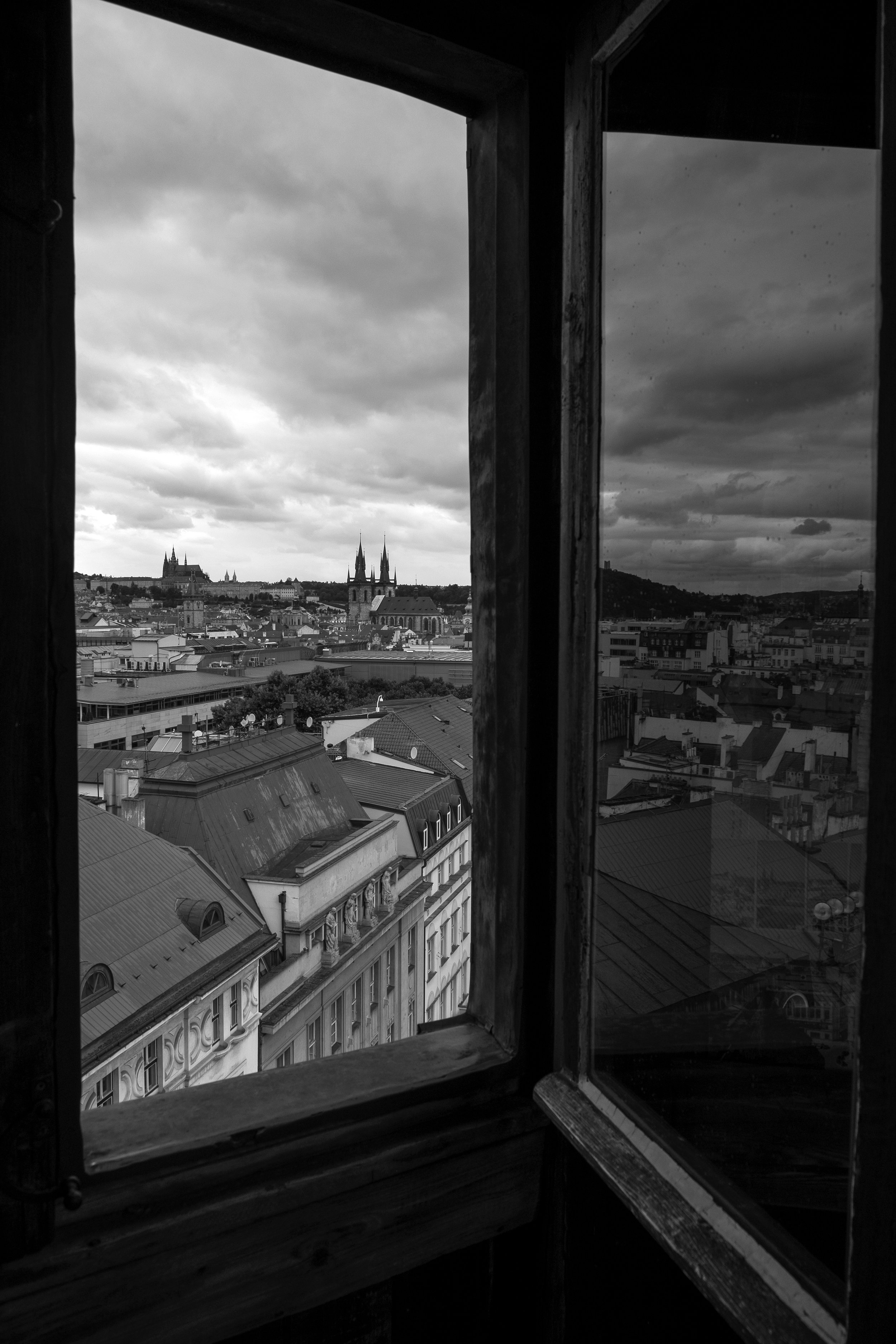 Tower View, Prague