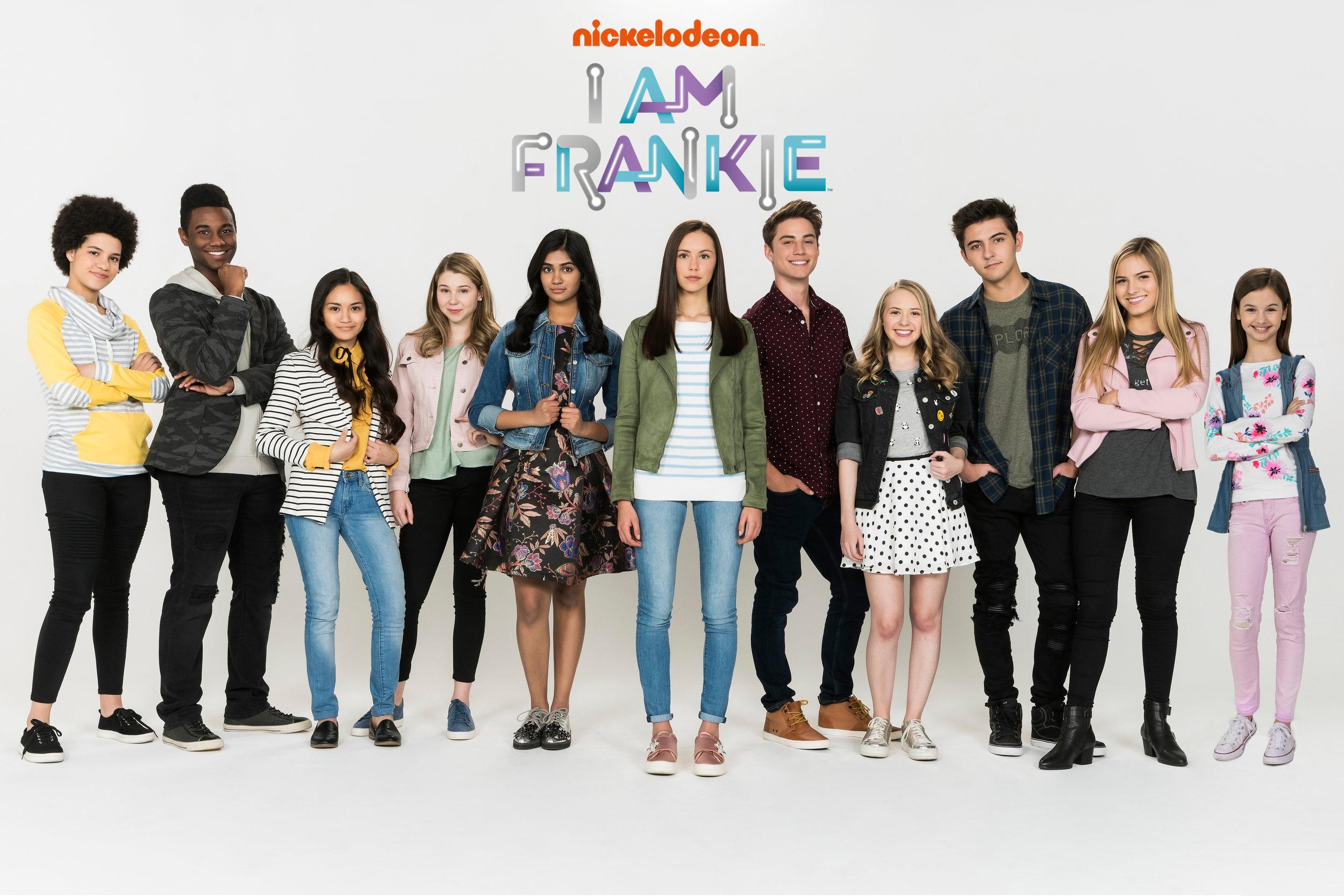 I Am Frankie Season 2