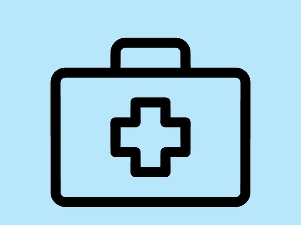 Piktogramm Gesundheitswesen
