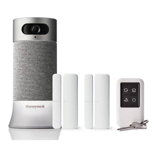 Apartment Kit   Camera Base Station, 2 Access Sensors, Key Fob