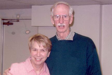 Georgia & Tom Klebau