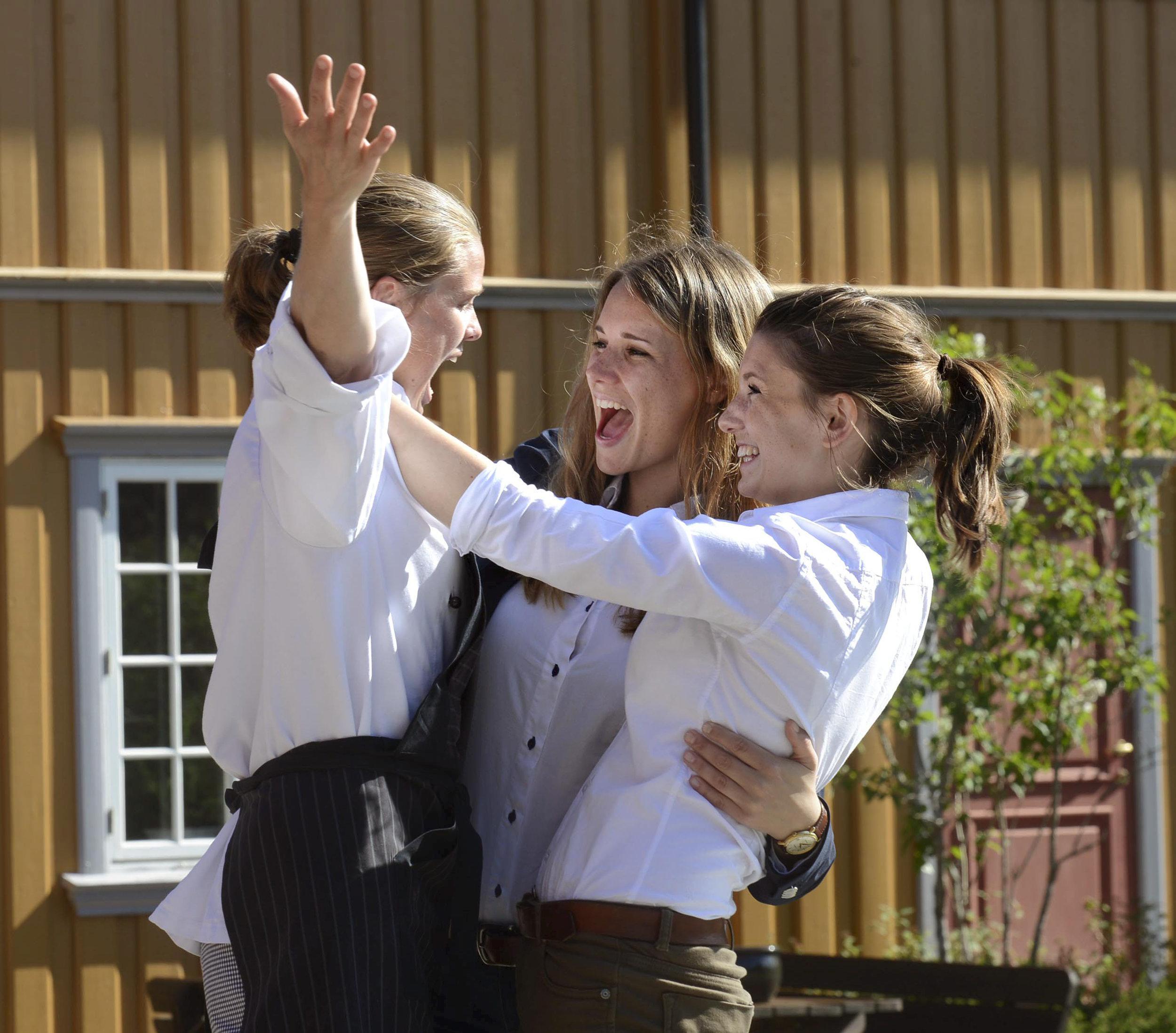 Søstrene Storaasfra venstre: Solveig Henriette ElseFOTO: JAN STORFOSSEN