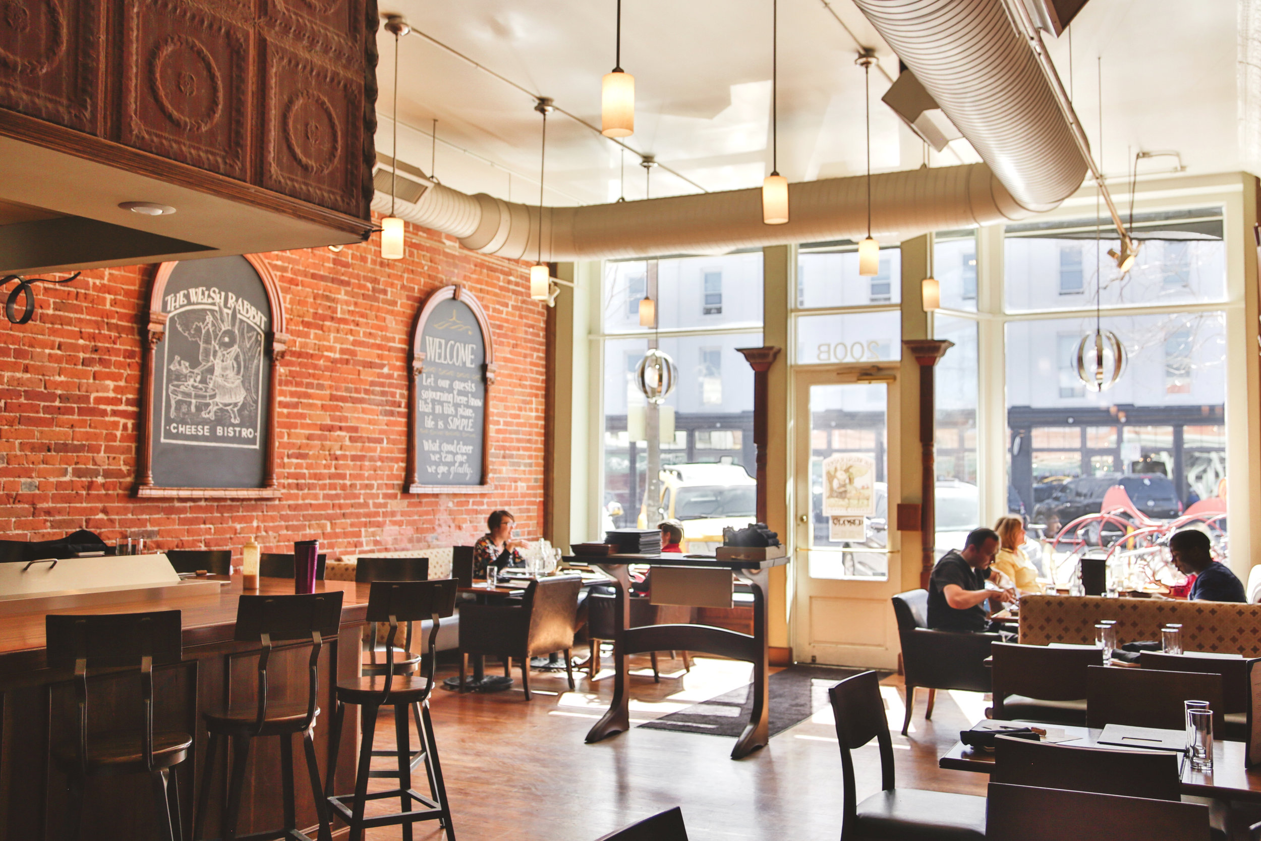 Dining at our Bistro? -