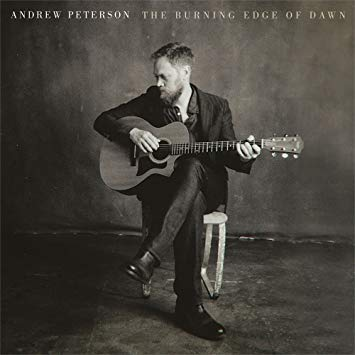 @andrewpetersonmusic  's album The Burning Edge of Dawn is one of the most spiritually honest albums that I have ever heard. Its lyrical content causes your heart to pause and contemplate. Andrew's honesty about life and faith is like a welcome companion in our journey of life. Your souls would be refreshed in listening to his work.