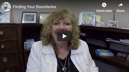 Click to see a video of me breaking down setting your boundaries