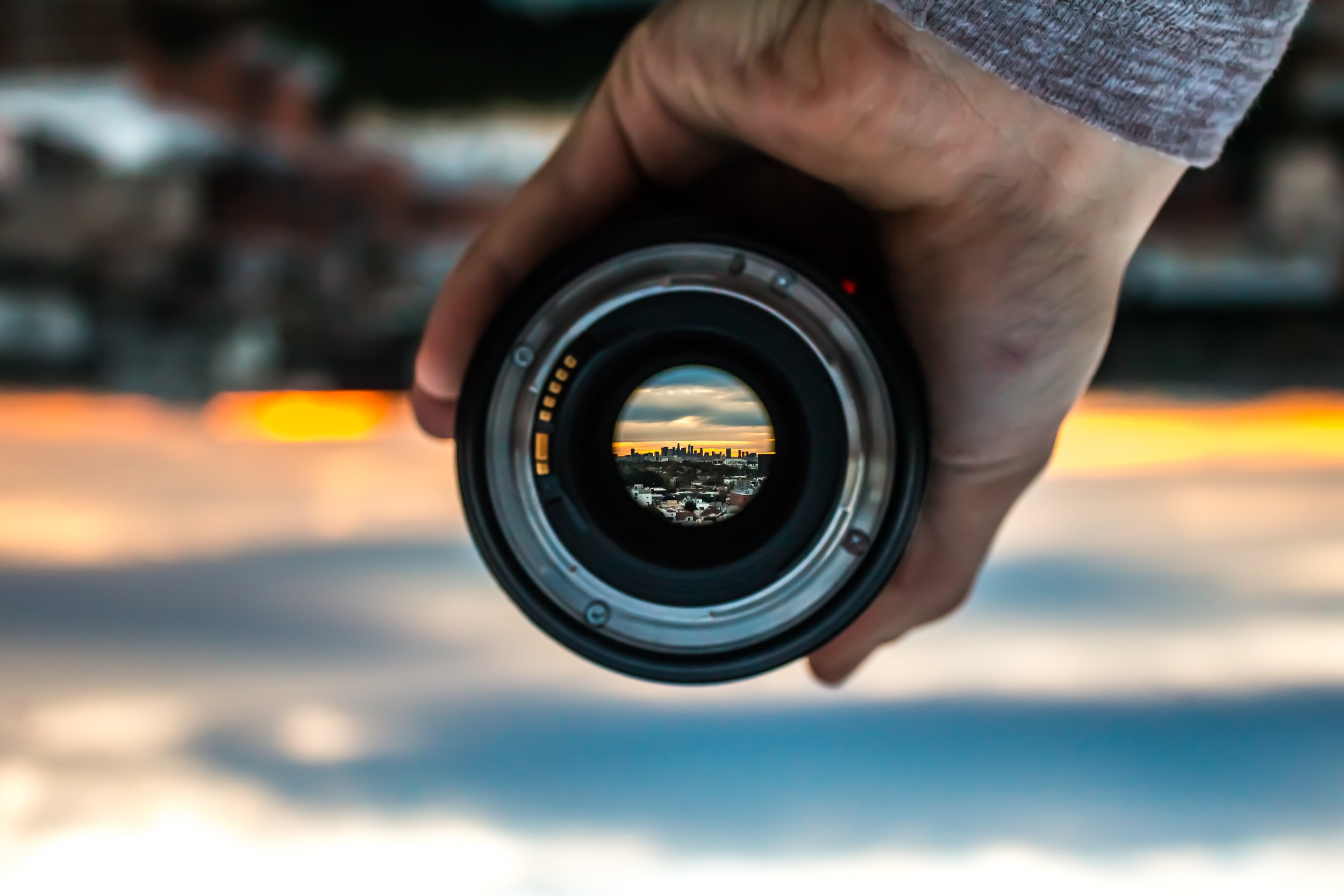 Narrow your focus to what is essential.  Photo by  Devin Avery  on  Unsplash