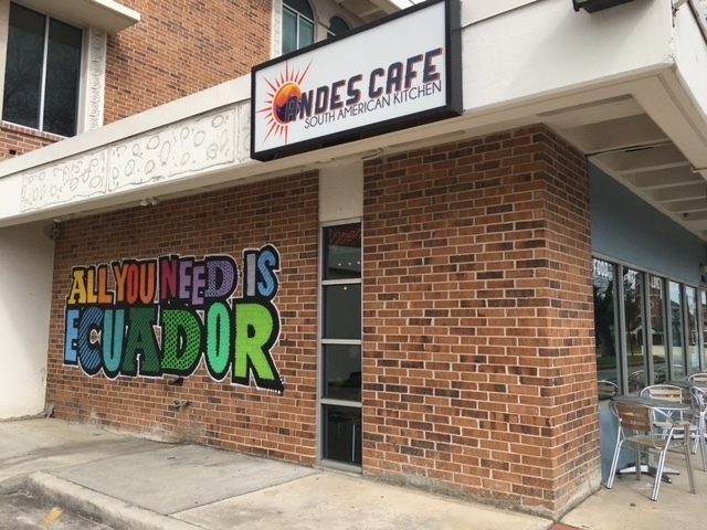 lOCATED AT: 2311 Canal St #104   South American cafe serving homestyle fare, ceviche & organic coffee in a casual, art-filled space and an 11 minute walk from HQ.