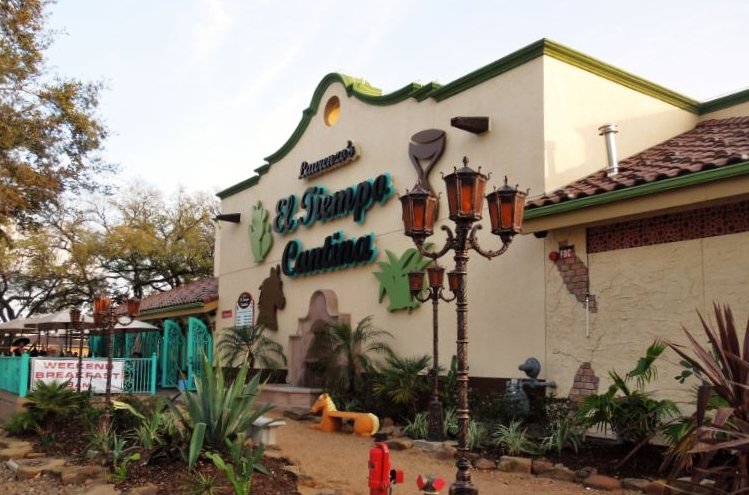 LOCATED AT: 2814 Navigation Blvd   Lively branch of a family-run cantina chain known for potent margaritas & hearty Tex-Mex dishes and a 8 minute walk from HQ.