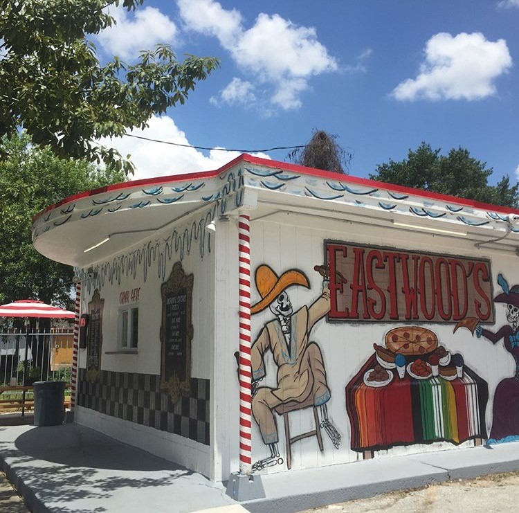LOCATED A  T:   4409 CANAL ST.   ENJOY THE VARIETY OF FOOD FROM PIZZA TO HOT DOGS. ALL OF THEIR FOOD IS COOKED IN THEIR OVENS AND NOTHING IS DEEP FRIED. ONLY A 13MINUTE WALK FROM HQ.