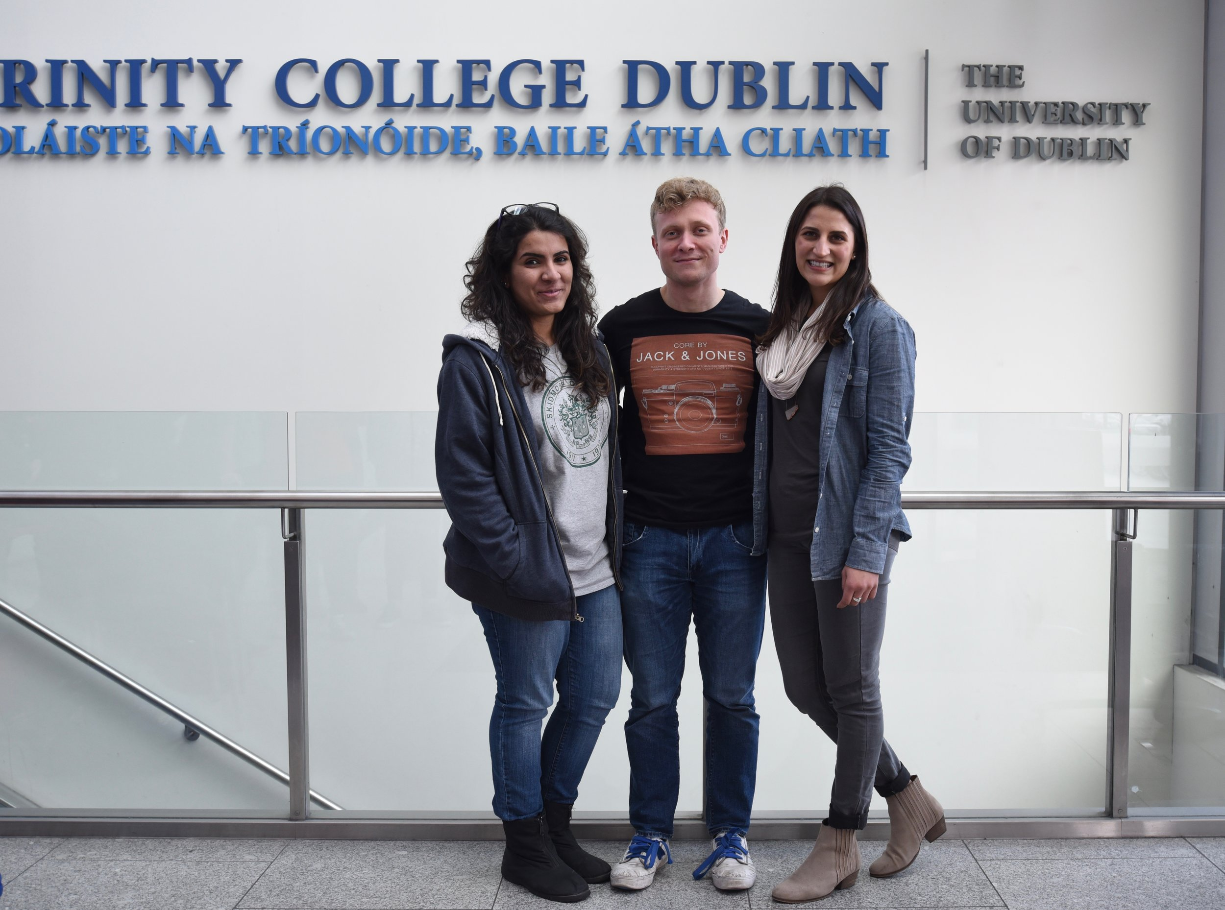 Group Z - Surbhi Hablani, Bruce Mckee, and Caroline Patel