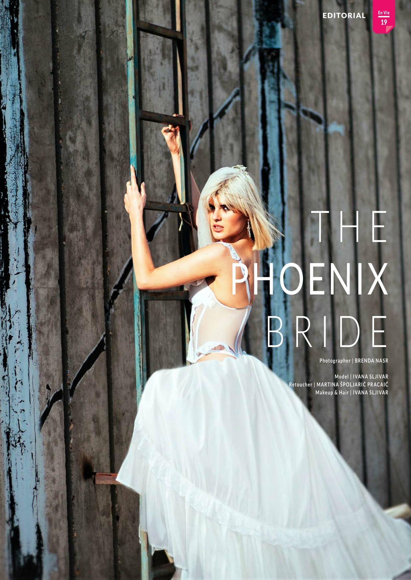 """""""The Phoenix Bride"""""""