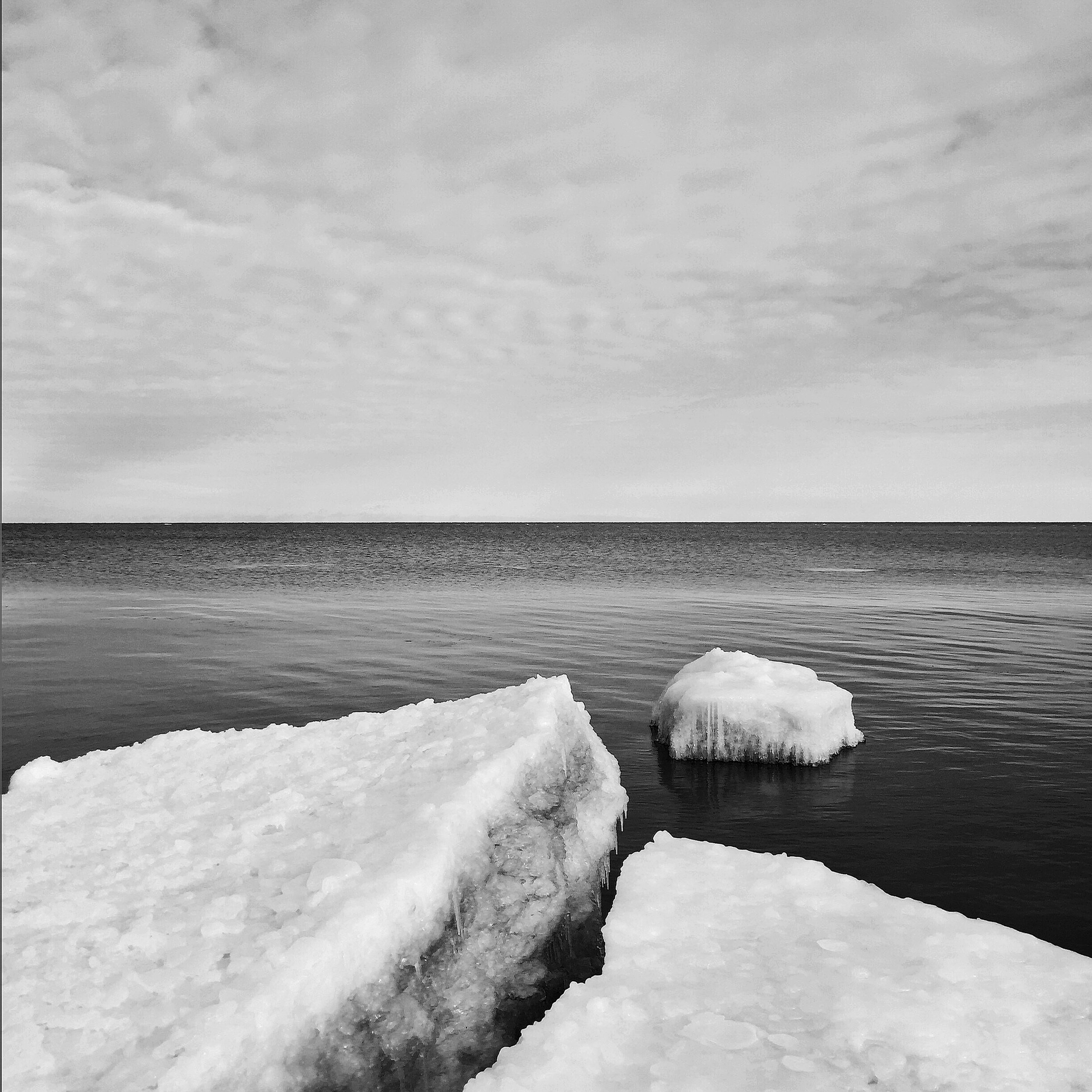 Ice Formations, Lake Superior