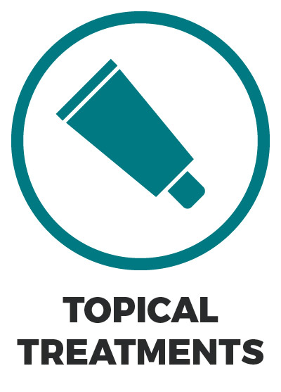 Topical treatments