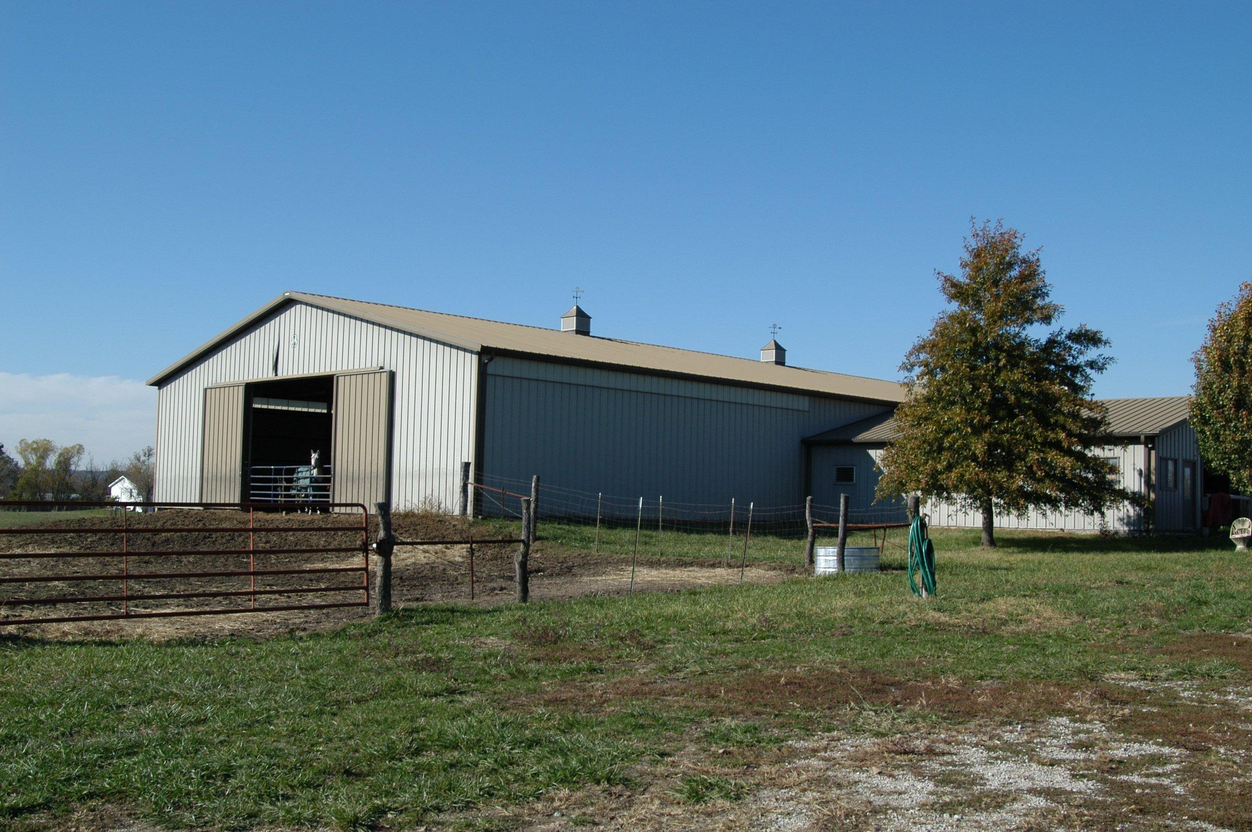 Our big barn
