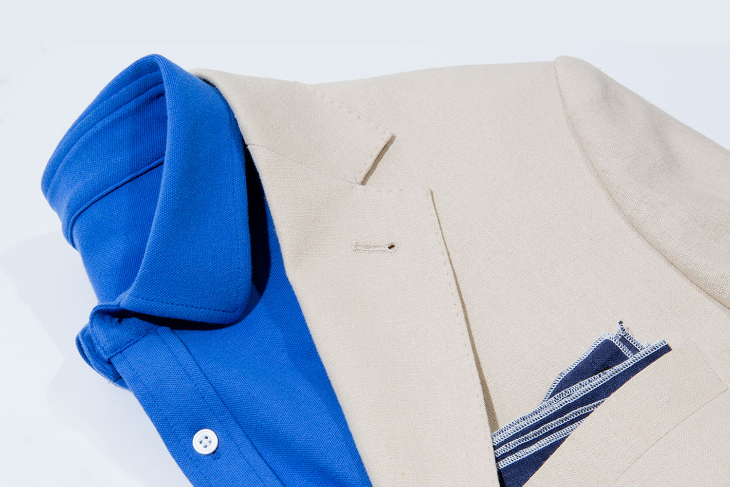 Polos + Suits and Sportcoats