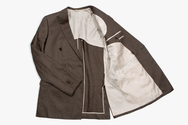 Half-Lined Jackets