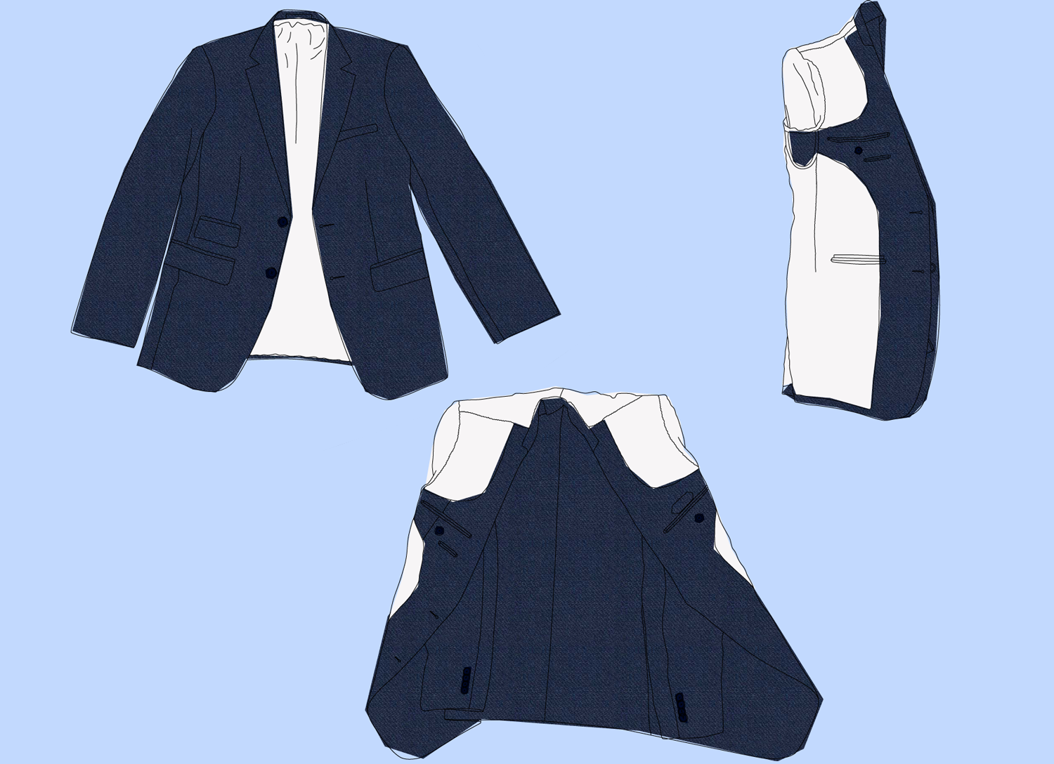 Packing a Suit