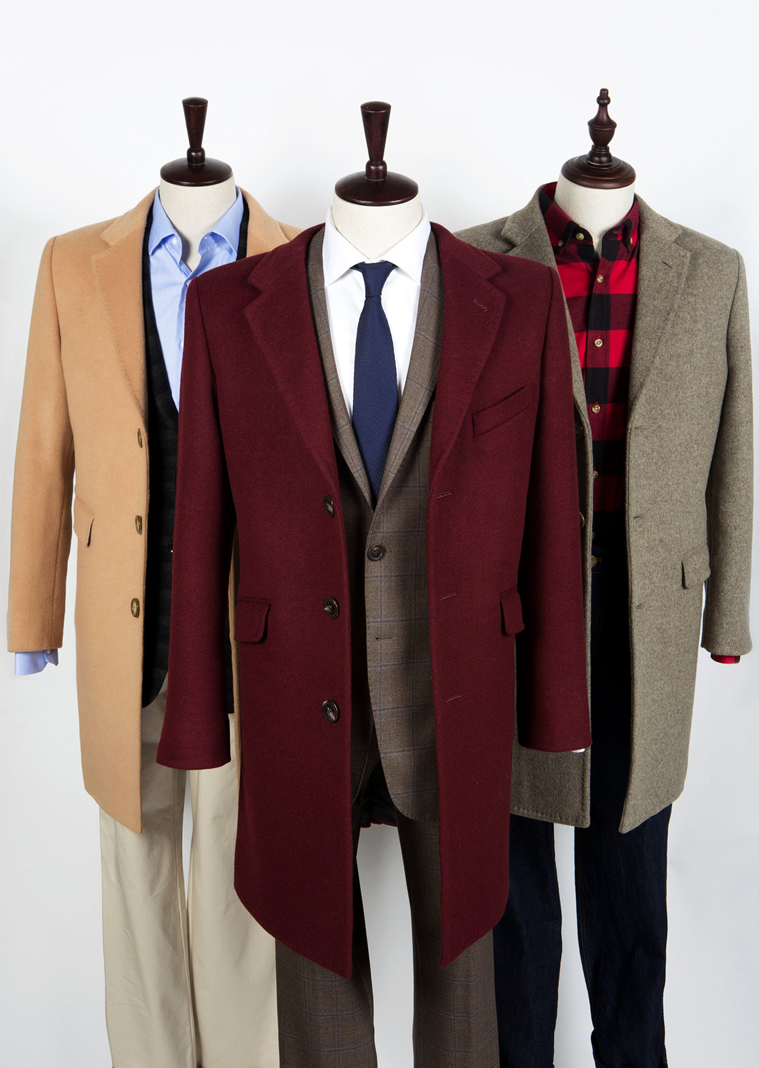 Making the Case for Topcoats
