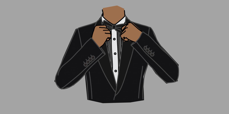 Tuxedo Shirt Options