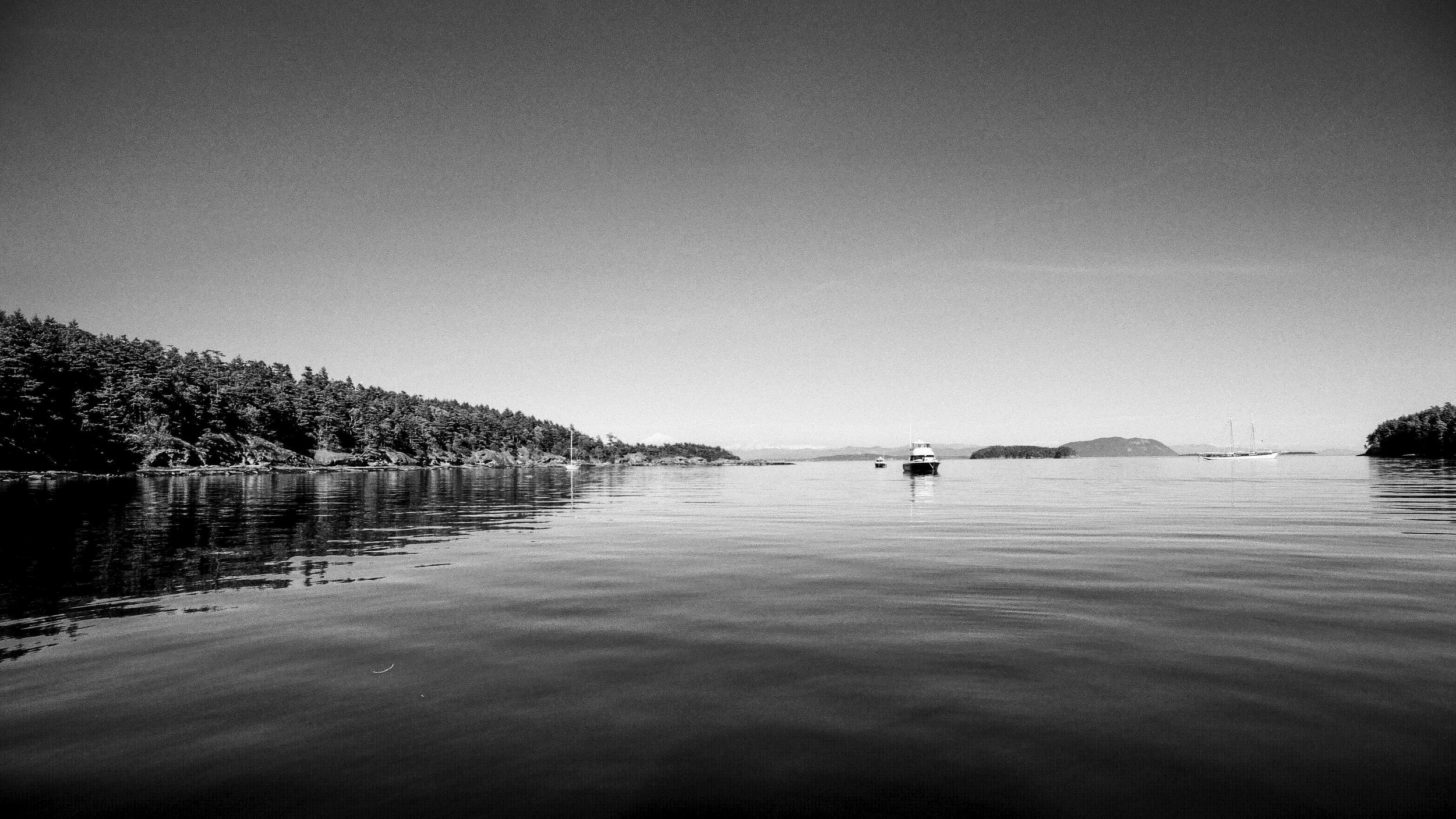 Echo Bay, Sucia Island, Washington