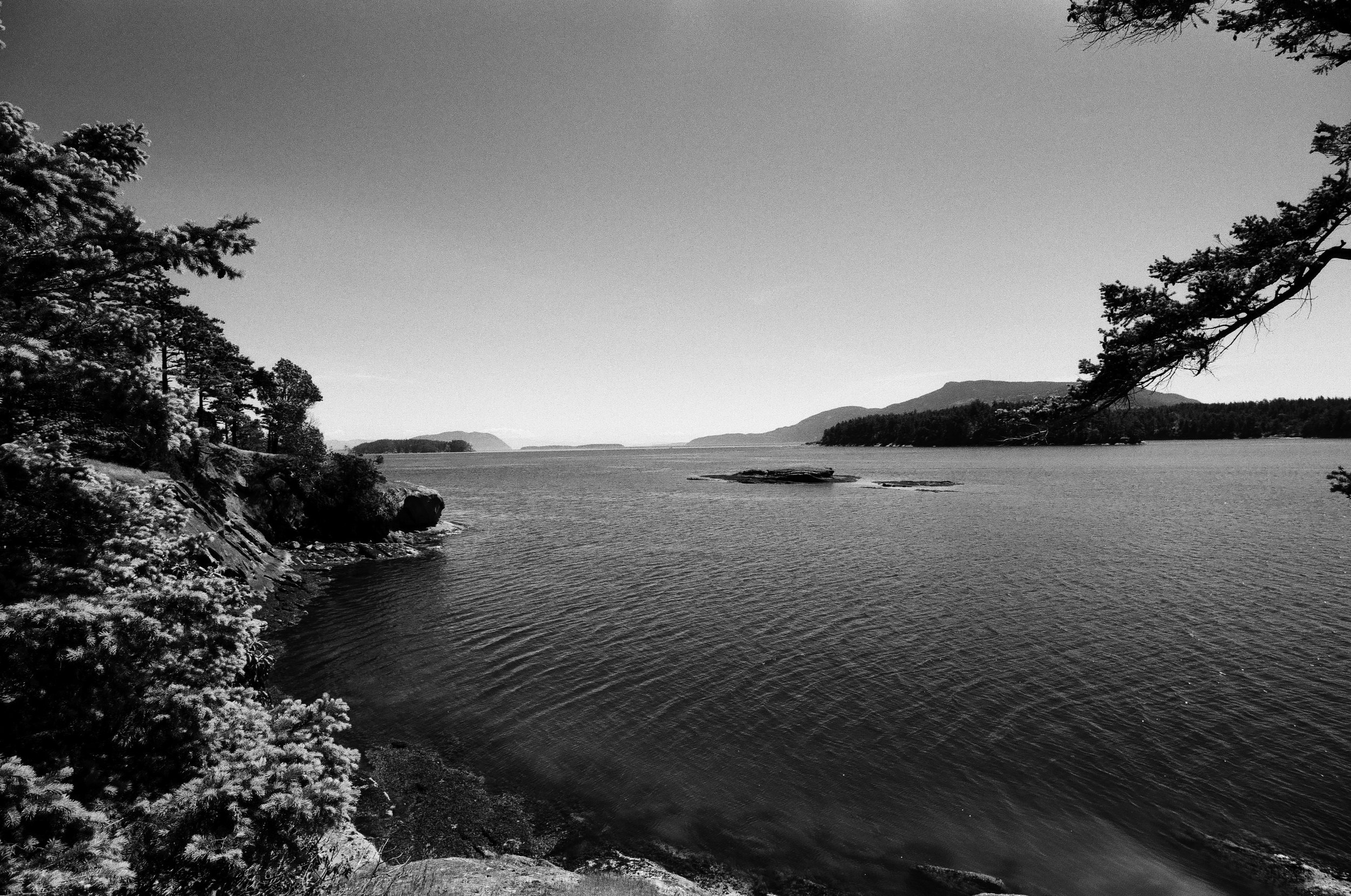 Echo Bay, Sucia Island, Washington