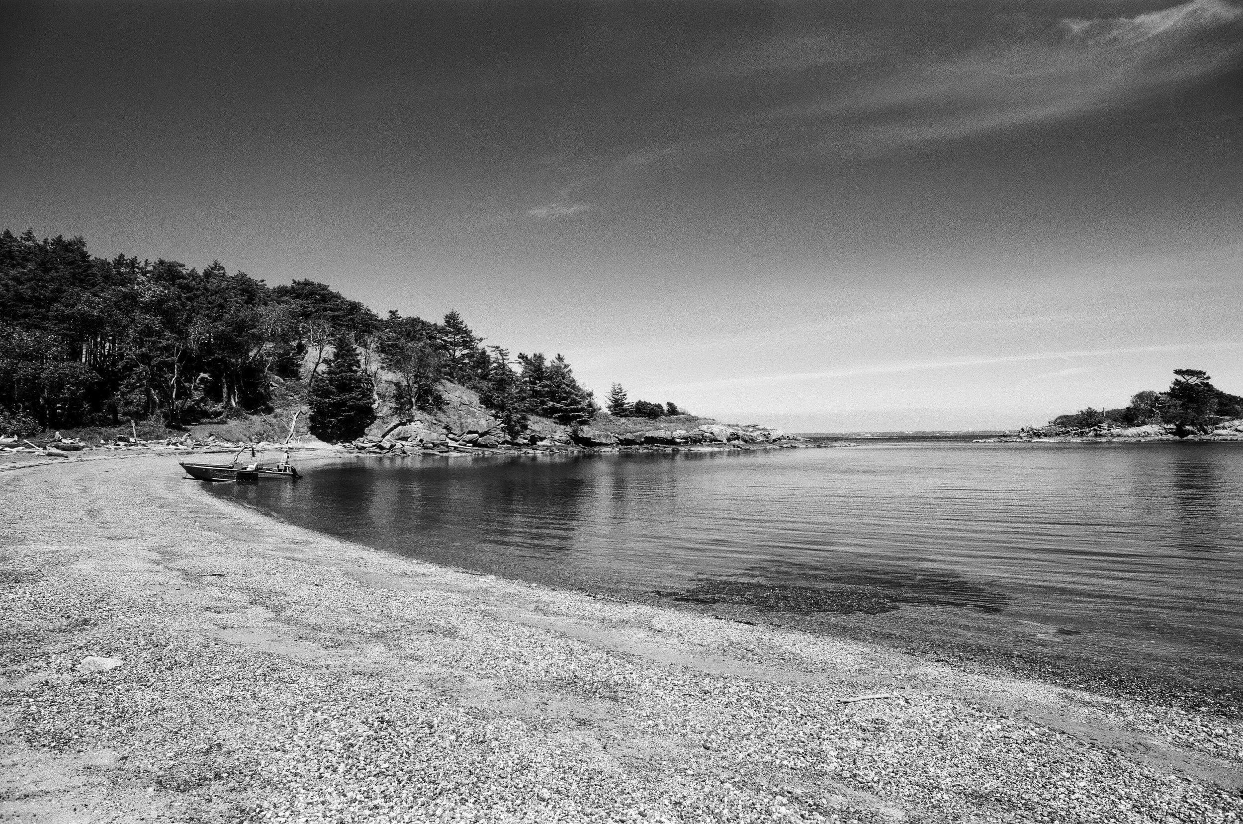 Ewing Cove, Sucia Island, Washington
