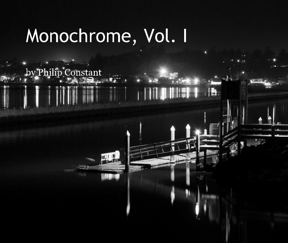Monochromatic/black and white photography