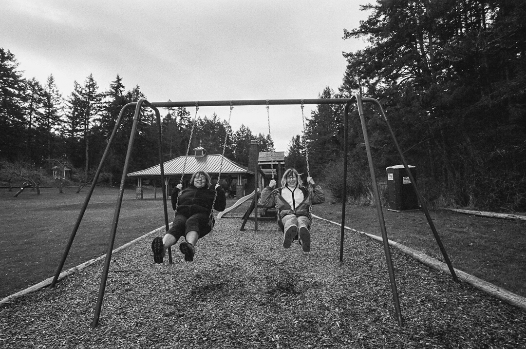 Henry Island, Washington. Ilford HP5+