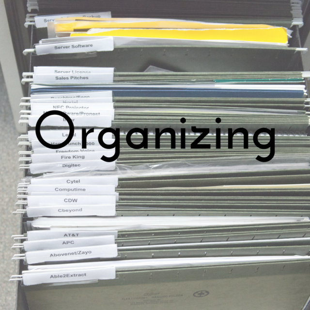 Would you like your home or office organized for good?