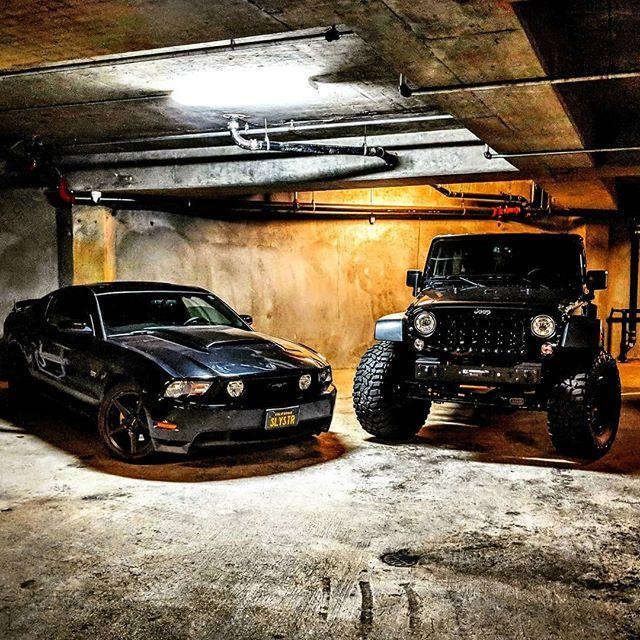 @theslystr : brah, you know I hate it when people call me as a car. I'm not a car, I'm a #mustang @slystrx : I know right? I'm not a car, I'm a #jeep #wrangler . . #siblinggoals #SLYSTR #slystrx #mustang #mustanggt #mustanggt2010 #mustang4life #ford #americanmuscle #blackmustang #IAmNotACarIAmAMustang #cargasm #mustanglovers #lovemustang #mustangram #drivetothewest #goldenstate #californialovin #california #sanfrancisco #sfliving #photooftheday #instagood #visitsanfrancisco #mustangfamepage #mustangoftheday