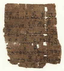 Ancient Greek Musical Notation  5th century BC