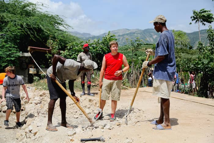 mission trip Haiti
