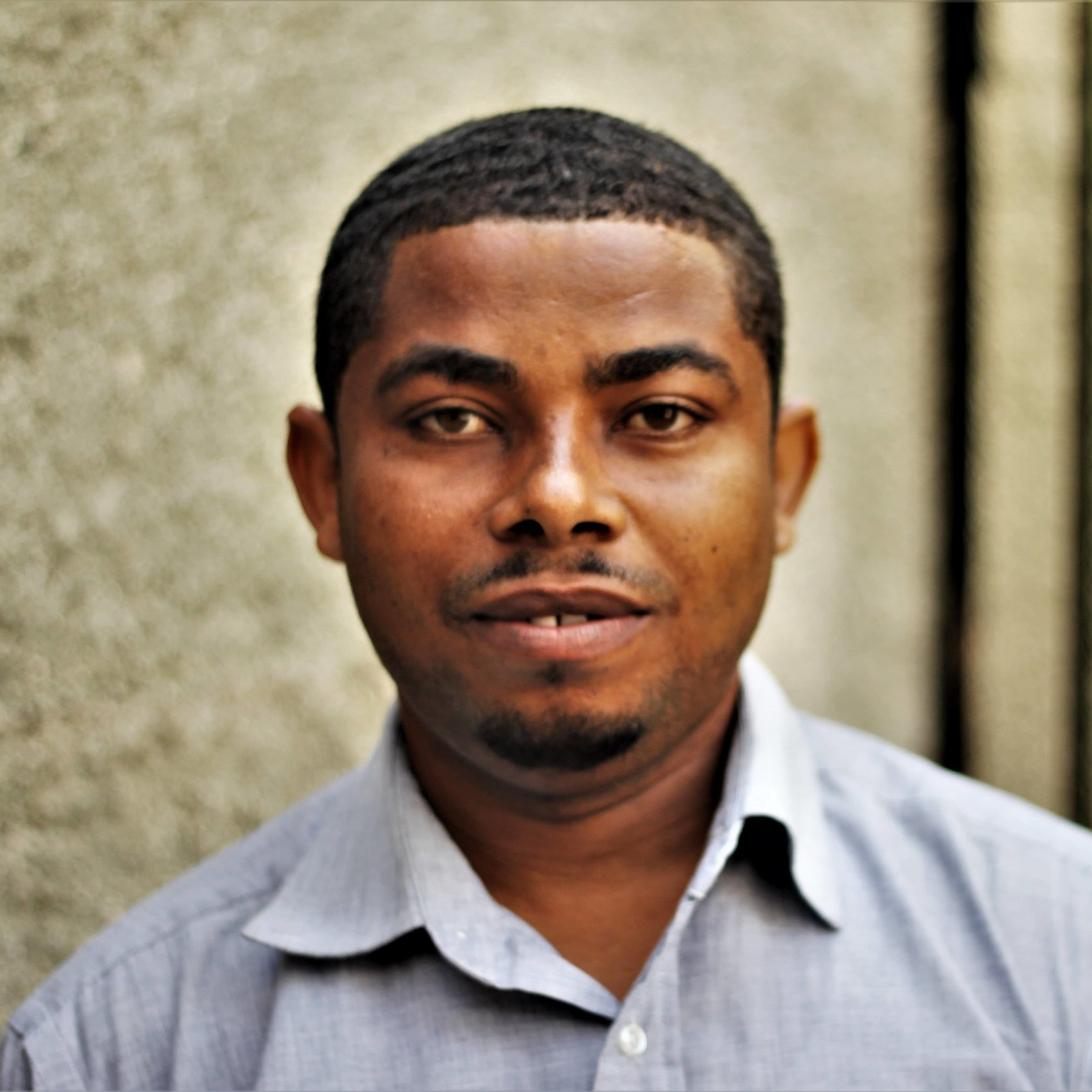Eloge Edouard - Operations Supervisor, Jacmel