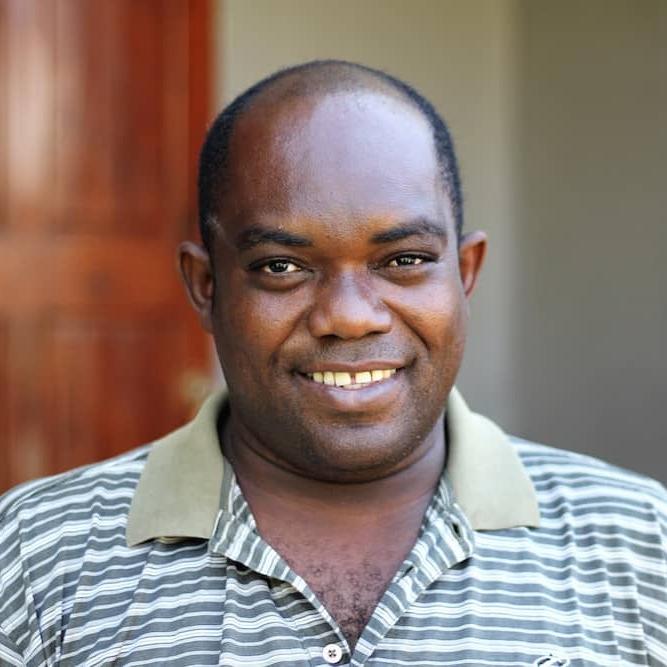 Odius Jean Charles - Facility Supervisor, Jacmel