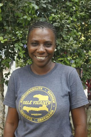 Jesula Lapaix - Circle of Care Assistant, Grand Goave